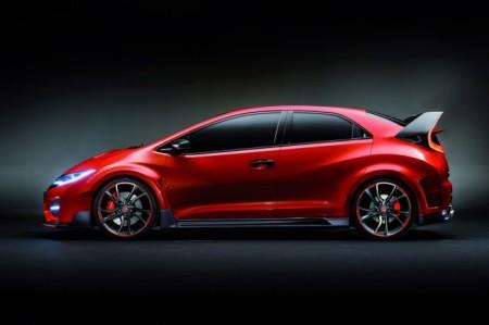 Honda Civic Type R экстерьер