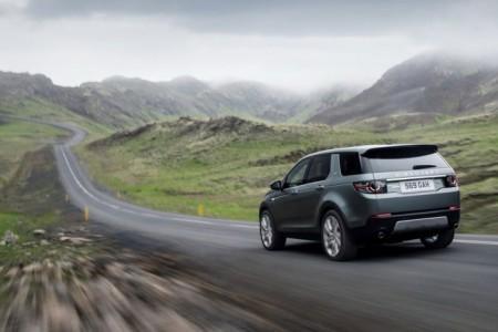 Land Rover Discovery Sport: экстерьер