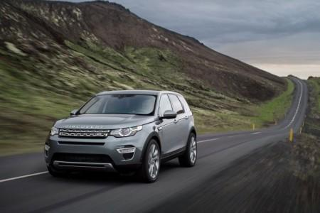 Land Rover Discovery Sport 2015-2016