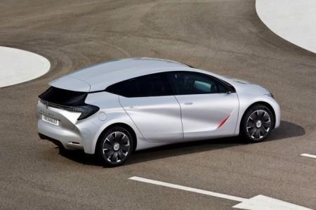 Renault Eolab концепт-кар