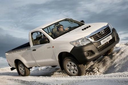 Toyota Hulix 2014: экстерьер