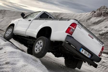 Toyota Hulix 7 pick-up