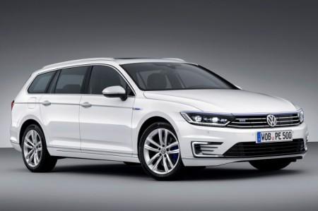 VW Passat B8 GTE универсал