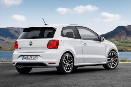Volkswagen Polo GTI рестайлинг 2015