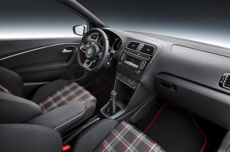 Volkswagen Polo GTI 2015 салон