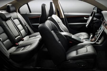 Volvo S80 II: интерьер