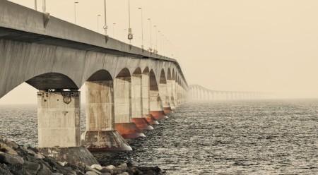 Мост Конфедерации, Канада