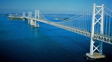 Мост Сэто-Акаси-Кодима, Япония
