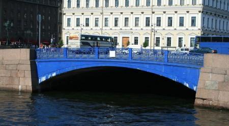 Синий мост, Россия