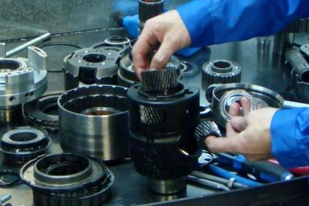 Сколько стоит ремонт автоматической коробки передач?