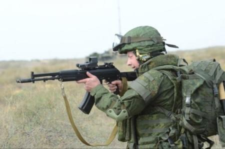 Экипировка для военнослужащих
