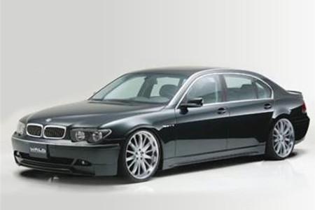 BMW 7 E65-Е66