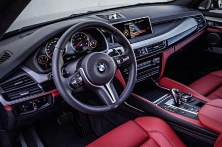 BMW X5 2015 M салон