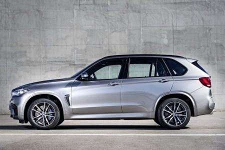 BMW X5 M (F85) экстерьер