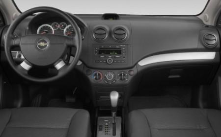 Chevrolet Aveo автомат