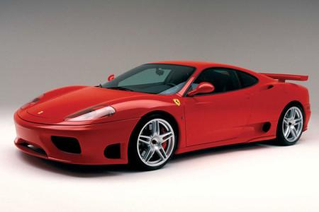 Ferrari F360 с пробегом