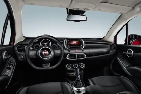 Fiat 500X салон