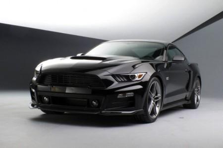Ford Mustang 2015 от тюнинг-ателье Roush