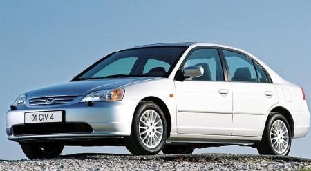 Honda D-series