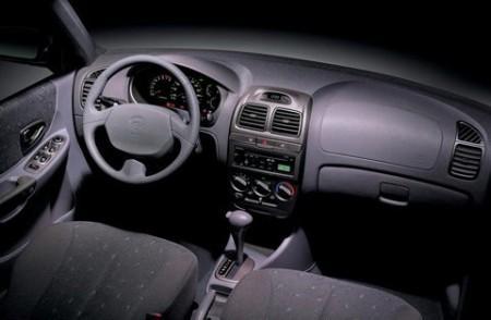 Hyundai Accent автомат