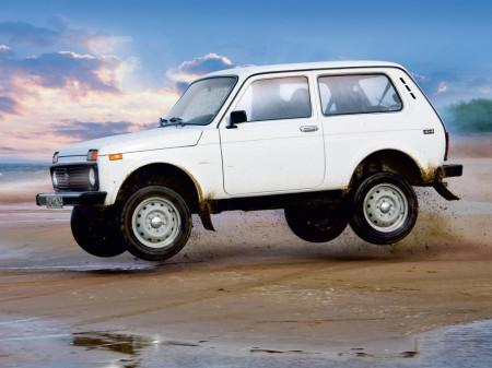 Lada off road