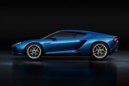 Lamborghini Asterion концепт