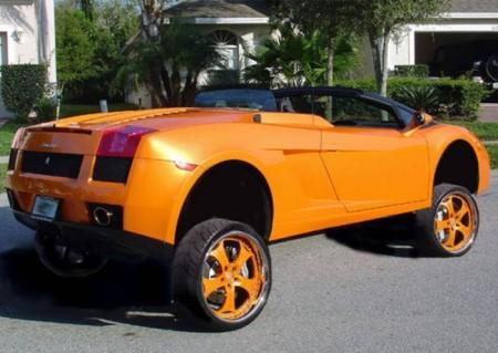 Lamborghini Gallardo Crossroad