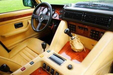 Lamborghini LM002 салон