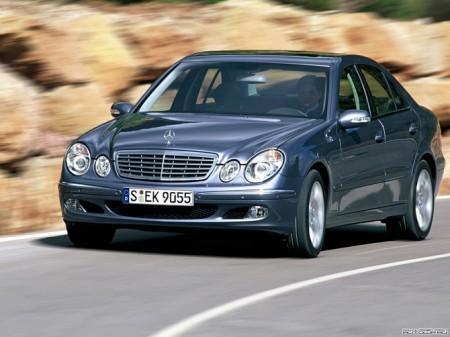 Mercedes-Benz E-class (W211)