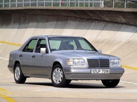 Mercedes E-class W 124