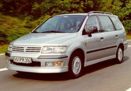 Mitsubishi Space Wagon II