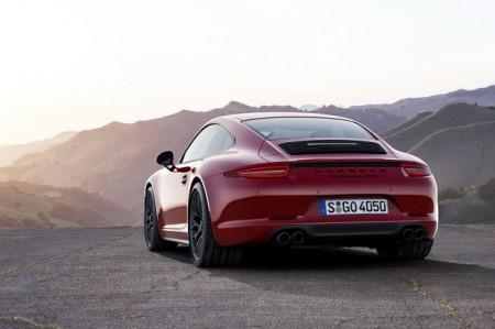 Porsche 911 GTS в кузове 991