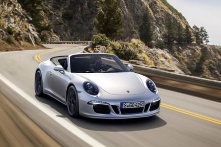Porsche 911 GTS кабриолет