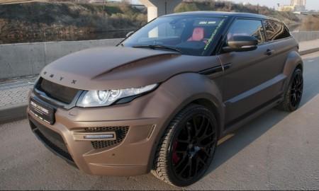 Range Rover Evoque Onyx