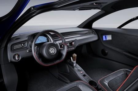 Volkswagen XL Sport: салон