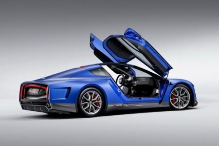 Volkswagen XL Sport экстерьер и интерьер