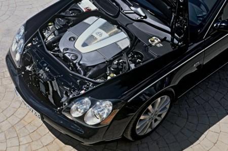 Двигатель Майбах 57 S