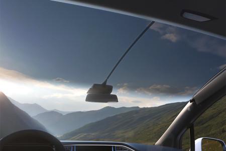 панорамное стекло Tesla Model X