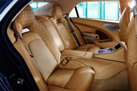 Aston Martin Lagonda Taraf интерьер