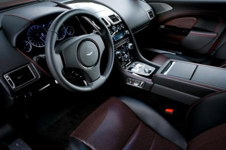 Aston Martin Rapide S салон