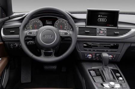 Audi A7 Sportback H-Tron салон