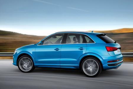 Audi Q3 рестайлинг 2015