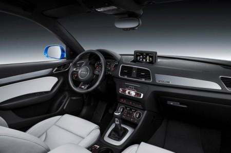 Audi Q3 2015 салон
