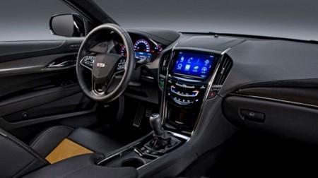 Cadillac ATS-V Coupe салон