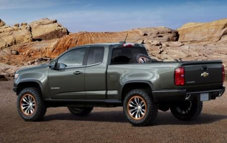 Chevrolet Colorado ZR2 2015