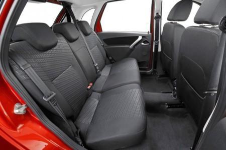 Datsun mi-DO интерьер