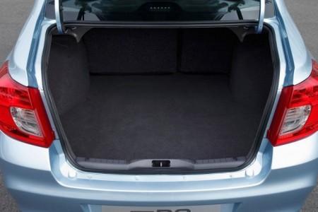 Datsun on-DO багажник