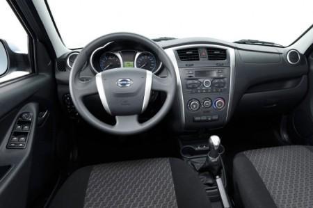 Datsun on-DO салон
