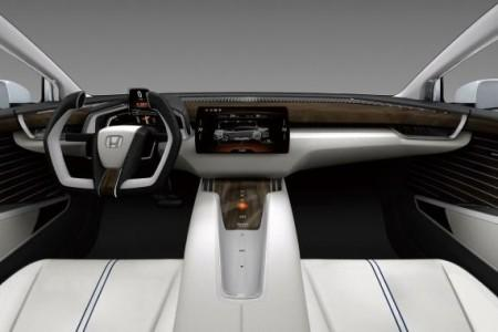 Honda FCV салон