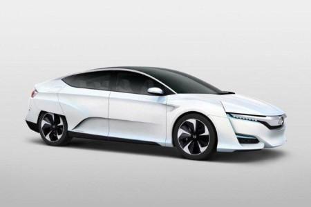Honda FCV экстерьер